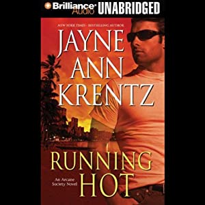 Running Hot Audiobook