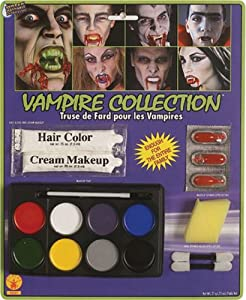 Rubie's Costume Complete Vampire Makeup Kit from Rubie's Costume