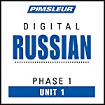 Russian Phase 1, Unit 01: Learn to Speak and Understand Russian with Pimsleur Language Programs |  Pimsleur