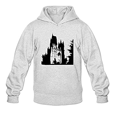 RobinBerg Washington National Cathedral Washington DC Hoodie For Men
