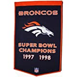 NFL Wool Dynasty Banners