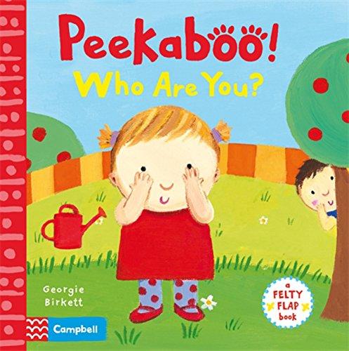 Peekaboo, Who Are You? (Felty Flaps)