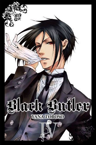Black Butler, Volume 04