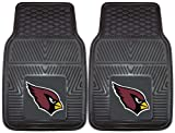 FANMATS NFL Arizona Cardinals Vinyl Heavy Duty Vinyl Car Mat at Amazon.com