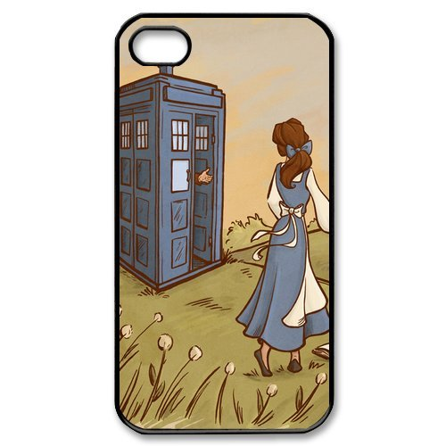 Doctor Who Classic Science Tv Play Customized Popular Diy Hard Back Case Cover For Iphone 4 4S