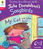 Oxford Reading Tree Songbirds: Level 4: My Cat and Other Stories