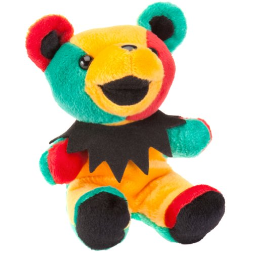 Grateful Dead - Bean Bear - Plush Toy - Irie front-1068759