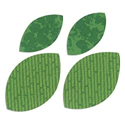Sizzix Bigz Die, Leaves, Plain #2 by Rachael Bright