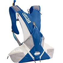 Camelbak Octane LR Hydration Pack (70-Ounce/335 Cubic-Inch, Skydiver Blue/Egret White)