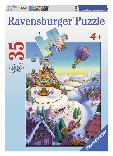 Ravensburger Land of Candy Puzzle (35-Piece) - 1