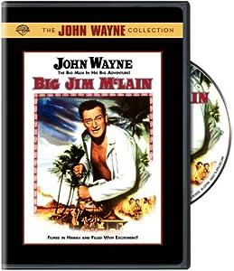 Big Jim Mclain (DVD) (1952) (Region 1) (US Import) (NTSC)