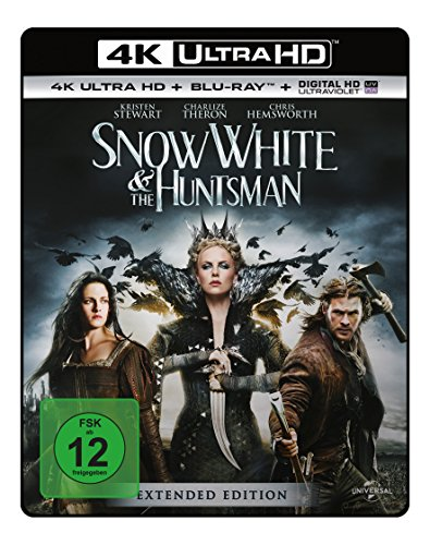 Snow White & the Huntsman (4K Ultra HD) (+ Blu-ray)