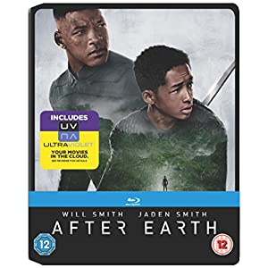After Earth [Blu-ray] [Import anglais]
