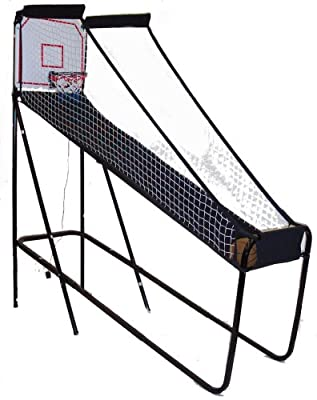 Huffy Spalding 4160 Single Shot Electronic Basketball Game