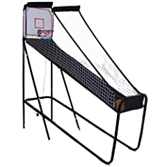 Spalding 4160 Single Shot Electronic Basketball Game by Spalding