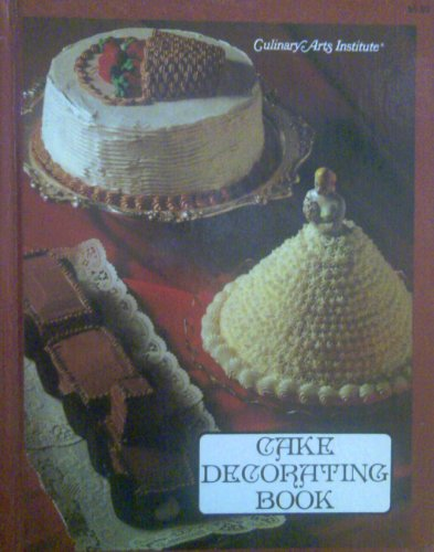 USED (GD) Cake decorating book (Adventures in cooking ...
