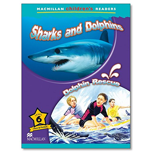 MCHR 6 Sharks & Dolphins: Rescue (int): Sharks and Dolphins / Dolphin Rescue: Level 6