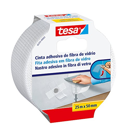 tesa-05255-00003-02-cinta-para-reparacion-de-paredes-danadas-fibra-de-vidrio-25-m-x-50-mm-color-blan