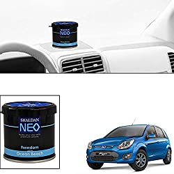 Vheelocityin Shalden Ocean Breeze Car Perfume Car Air Freshener for Ford Figo Old