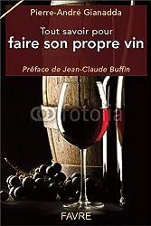 Tout savoir pour faire son propre vin