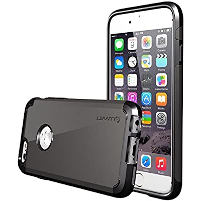 LUVVITT® ULTRA ARMOR Case for iPhone 6 / Double Layer Back Cover from Luvvitt