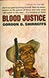 img - for Blood Justice book / textbook / text book