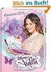 Violetta 17-Monatskalenderbuch A6 201...