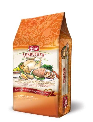 Detail image Merrick Turducken Dog Food 30lb Bag