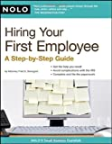 img - for Hiring Your First Employee: A Step-by-step Guide [Paperback] [2008] (Author) Fred S. Steingold Attorney book / textbook / text book
