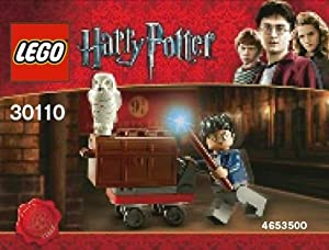 LEGO Harry Potter Mini Figure Set #30110 Trolley Bagged
