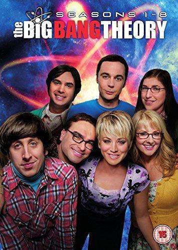 The Big Bang Theory (Seasons 1-8) - 25-DVD Box Set ( The Big Bang Theory - Seasons One thru Seven ) [ NON-USA FORMAT, PAL, Reg.2 Import - United Kingdom ] (Big Bang Theory Dvd Season 1 compare prices)