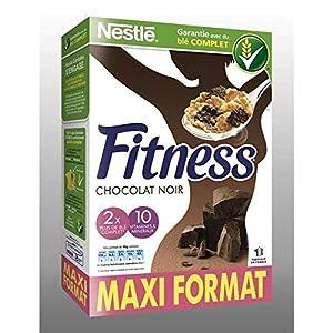 Nestlé Fitness - chocolat noir - 540g