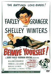 Behave Yourself (UK PAL Region 0)