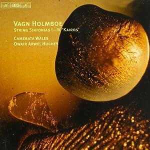 Holmboe: Sinfonias Nos. 1-4- Kairos