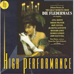 Die Fledermaus (Highlights)