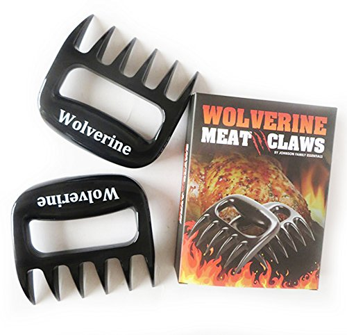 Find Bargain Premium Meat Claws. These BBQ Meat Claws Are Perfect for the Handling and Shredding of ...