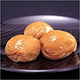 (梅干) 和歌山の紀州南高梅 猿梅白干し梅 (塩分18%) お得用 950g