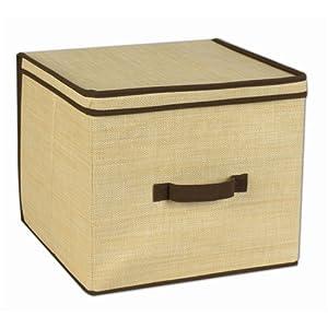 home kitchen storage organization baskets bins lidded storage bins