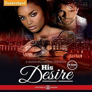 His Desire Audiobook