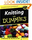 Knitting For Dummies (For Dummies (Lifestyles Paperback))