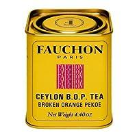 FAUCHON 紅茶セイロン(缶入り) 125g
