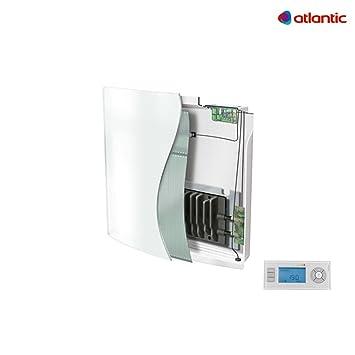 atlantic radiateur radiateur lectrique alipsis 1500w. Black Bedroom Furniture Sets. Home Design Ideas