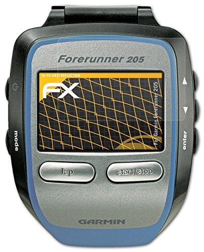 3-x-atfolix-screen-protector-garmin-forerunner-205-screen-protection-film-fx-antireflex-anti-reflect