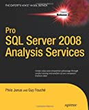 img - for Pro SQL Server 2008 Analysis Services (Expert's Voice in SQL Server) by Philo Janus (2010-06-15) book / textbook / text book
