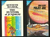 img - for The Hunters of Jundagai / Project Jove (Ace #68310) book / textbook / text book