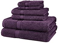 Pinzon 6-Piece Egyptian Cotton Towel…
