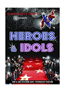 HEROES & IDOLS: LIVE! (2009) Musical Show DVD[NON-US FORMAT, PAL]