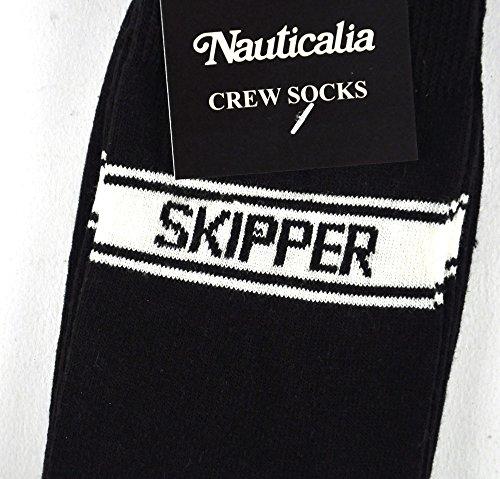Nauticalia Skipper Socks -The Perfect Gift for Sailors