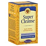 Nature's Secret Super Cleanse 100 tablets