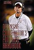 img - for Defensive Coordinator's Football Handbook book / textbook / text book
